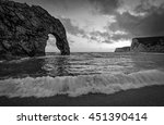 Durdle Door On The Jurassic...