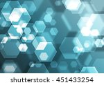 abstract colorful background... | Shutterstock . vector #451433254