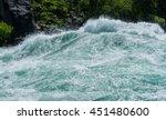 class six rapids in river by...   Shutterstock . vector #451480600