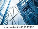 windows of business building | Shutterstock . vector #451547158