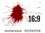 blood splatter background...