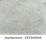 newly poured concrete floor  | Shutterstock . vector #451563046