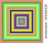 multicolored vibrant square...   Shutterstock .eps vector #451569130