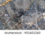 gray patterned natural of dark... | Shutterstock . vector #451601260