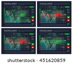 binary option. all situation on ... | Shutterstock .eps vector #451620859