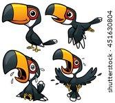 vector illustration of cartoon...   Shutterstock .eps vector #451630804