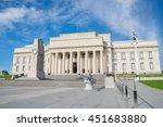 auckland  new zealand   10 may  ... | Shutterstock . vector #451683880