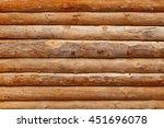 Log Cabin Or Barn Unpainted...