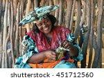 kaokoland  namibia   feb 1 ... | Shutterstock . vector #451712560