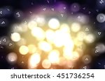 abstract shiny gold background | Shutterstock . vector #451736254
