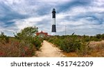 Fire Island Lighthouse With...