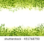 beautiful abstract light... | Shutterstock .eps vector #451768750