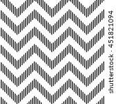 a geometric seamless pattern | Shutterstock .eps vector #451821094