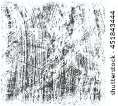 distress  dirt texture . simply ... | Shutterstock .eps vector #451843444