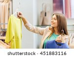 sale  shopping  fashion  style... | Shutterstock . vector #451883116
