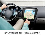 transport  destination ... | Shutterstock . vector #451885954