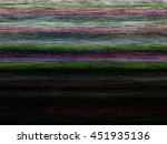 vhs glitch background | Shutterstock . vector #451935136