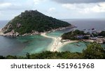 thailand island | Shutterstock . vector #451961968