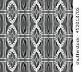 engraving seamless pattern....   Shutterstock .eps vector #452013703
