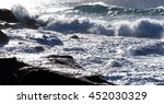 dawn bronte australia | Shutterstock . vector #452030329