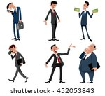 vector illustration image of a... | Shutterstock .eps vector #452053843