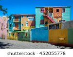 Colorful Buildings Of Caminito...