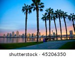 San Diego From Ferry Landing I...