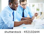 consulting internet | Shutterstock . vector #452132644