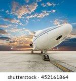 jet plane | Shutterstock . vector #452161864