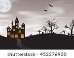 vector illlustration of... | Shutterstock .eps vector #452276920