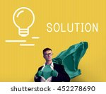 solution answer explanation... | Shutterstock . vector #452278690