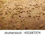 walls made of plywood | Shutterstock . vector #452387374