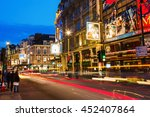 london  uk   june 18  2016 ... | Shutterstock . vector #452407864