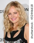 Small photo of Hollywood, CA, USA; February 26, 2012; Malin Akerman arrives to the 20th Annual Elton John AIDS Foundation Academy Awards Viewing Party.