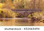 Water  Bridge  River Side  Trees