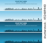 tel aviv event banner | Shutterstock .eps vector #452489440