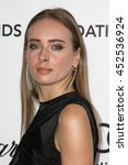 Small photo of Hollywood, CA, USA; February 25, 2013; Olga Sorokina arrives to the 20th Annual Elton John AIDS Foundation Academy Awards Viewing Party