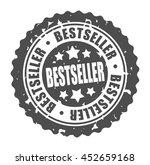 vector illustration round stamp ... | Shutterstock .eps vector #452659168