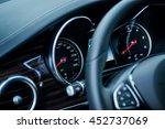 Luxury Car Interior Details....
