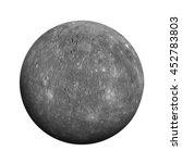 Solar System   Mercury....