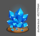 resource cartoon crystal for...