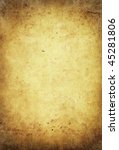 grunge background with space... | Shutterstock . vector #45281806