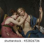 Farewell Of Telemachus And...
