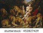 Daniel In The Lions\' Den  By...