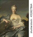 Madame Le Fevre De Caumartin A...