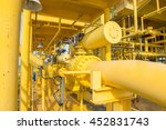 pipeline production and control ... | Shutterstock . vector #452831743