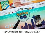 montreal  canada   july  14  ... | Shutterstock . vector #452894164