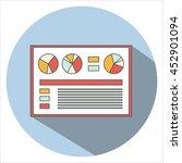 graphic icon vector.