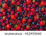 Forest Fruit Fresh Berries...