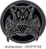 owl   Shutterstock .eps vector #452979724